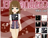 Cover model dress up may online
